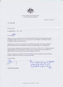 PM Response
