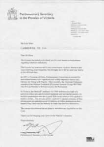 VIC Premier Response 6